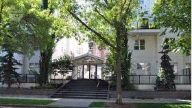 阿尔伯塔大学附近公寓