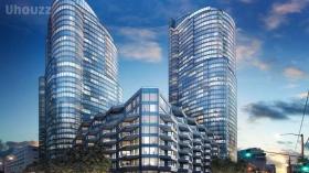 万科 旧金山市中心Lumina公寓