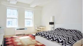 整洁的三室公寓