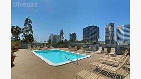 加州大学洛杉矶分校附近单间卧室