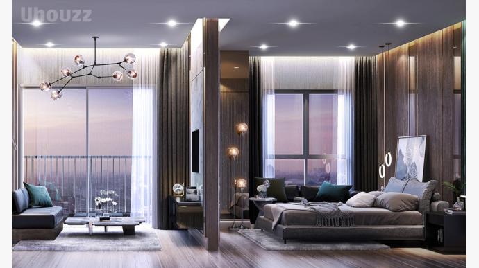 曼谷轻轨沿线Supalai Veranda Sukhumvit 117公寓-780387