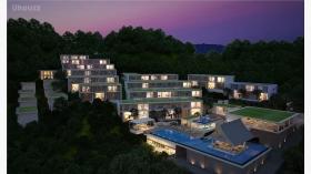 普吉岛 The Aristo Patong 海景公寓