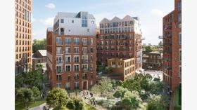 伦敦 英国最高住宅Keybridge