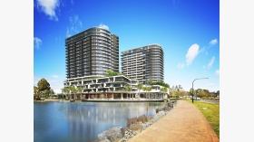 悉尼 Esplanade 公寓