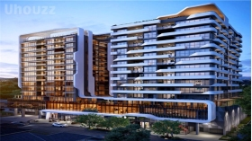 布里斯班 近格里菲斯大学 Avion Residences-UPPER MT GRAVATT公寓