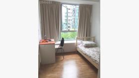 实龙岗高级公寓两个普通间