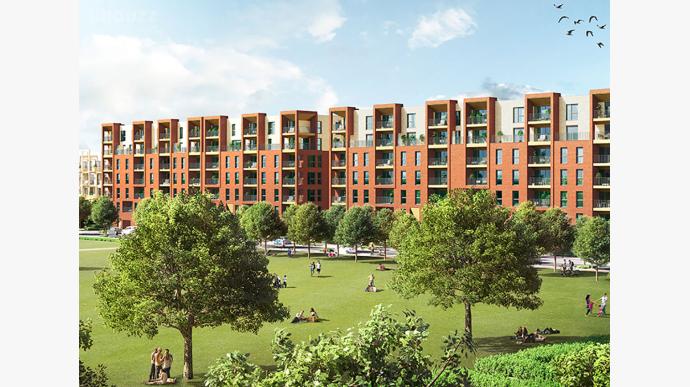近伦敦大学学院Colindale Gardens公寓-733733