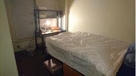 整洁干净的单间卧室