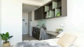 布里斯班单间公寓近昆士兰大学St Lucia校区立即入住